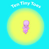 Front cover showing Emery looking as his ten tiny toes.